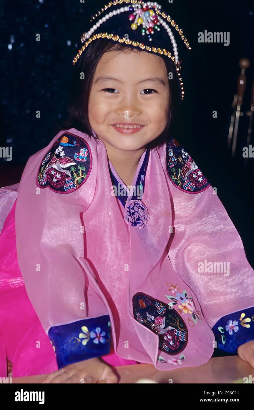 Daegu Mädchen