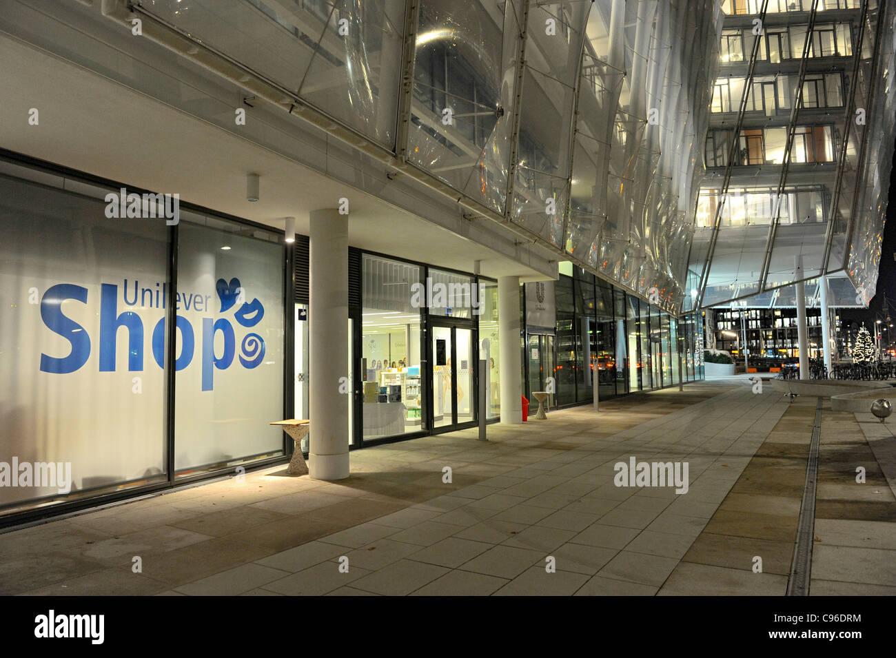 Grasbrook stockfotos grasbrook bilder alamy for Moderne architektur hamburg