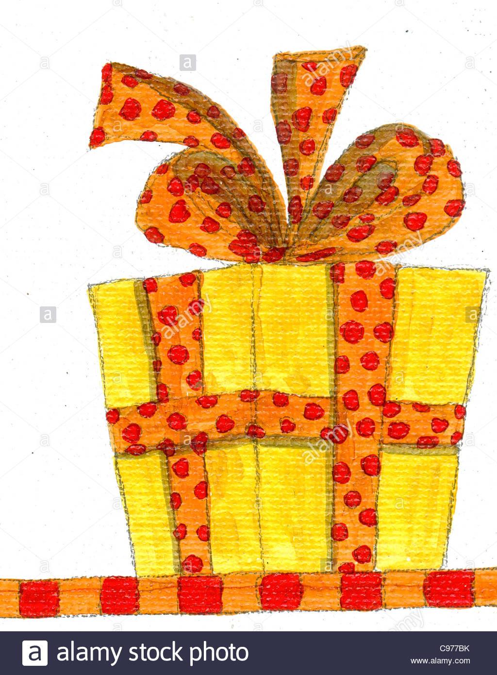 Geschenk Paket Geschenk Box Geschenkverpackung Praesent Praesent