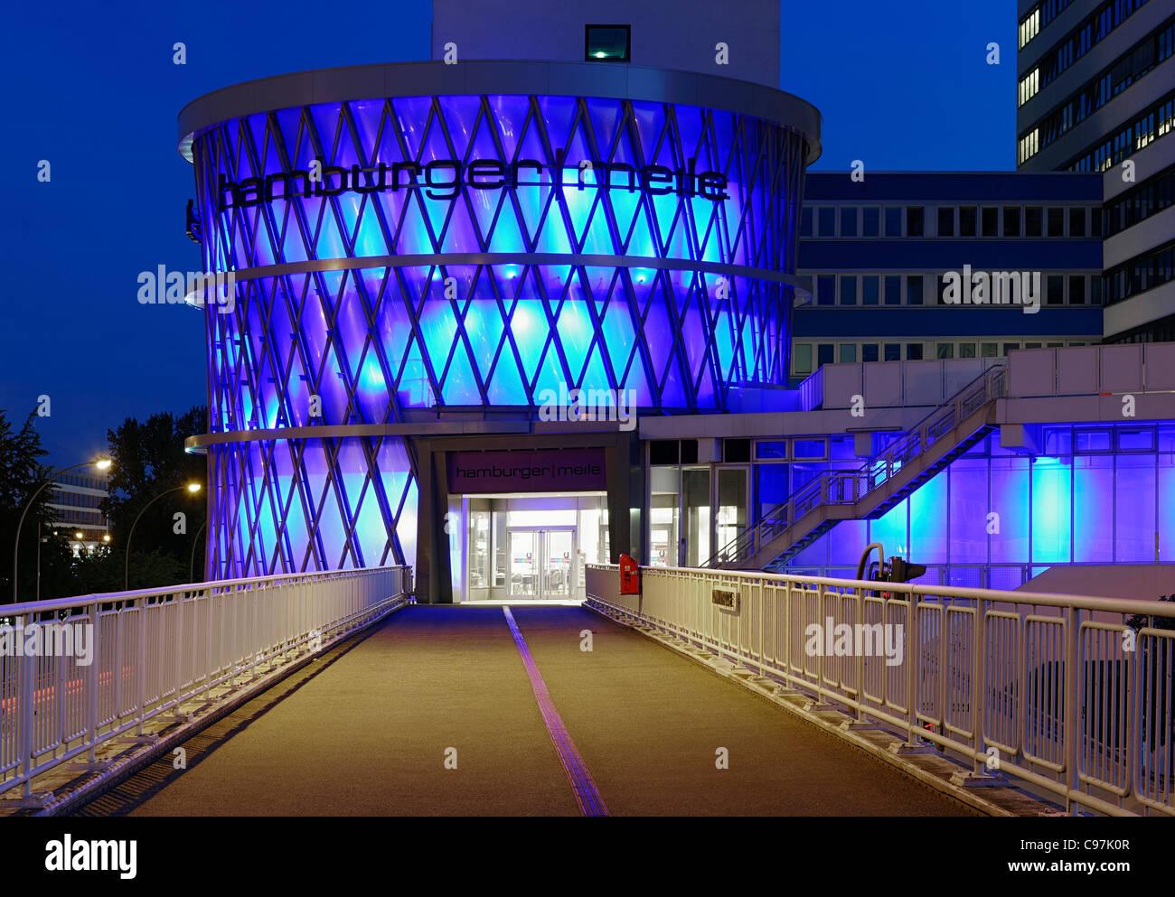 Neugestaltung Des Hamburger Meile Einkaufszentrum Hamburger Straße