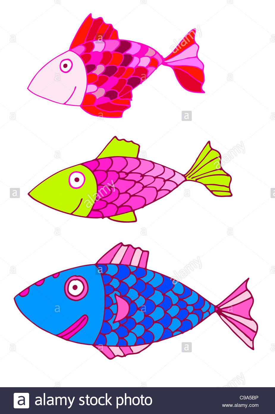 Fisch Fisch Marine Leben Meeresfrüchte Marine Tiere Haustiere Bunte