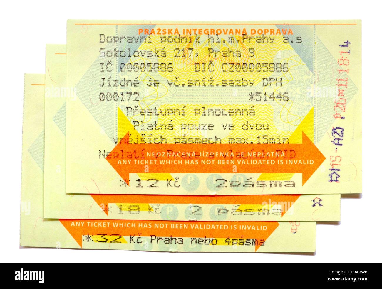 Prag Karte Offentliche Verkehrsmittel.Metro Ticket Stockfotos Metro Ticket Bilder Seite 2 Alamy