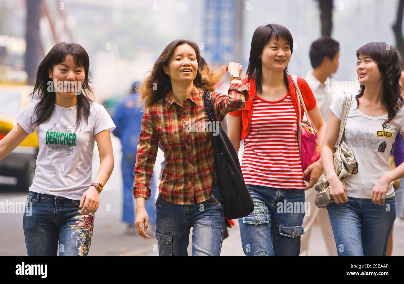 Schlampe aus Guangzhou