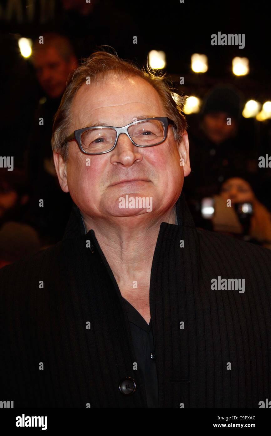 Schauspieler Burghart Klaußner besucht die (Credit-Bild: © Alec Michael/Globe Photos/ZUMAPRESS.com) Stockbild