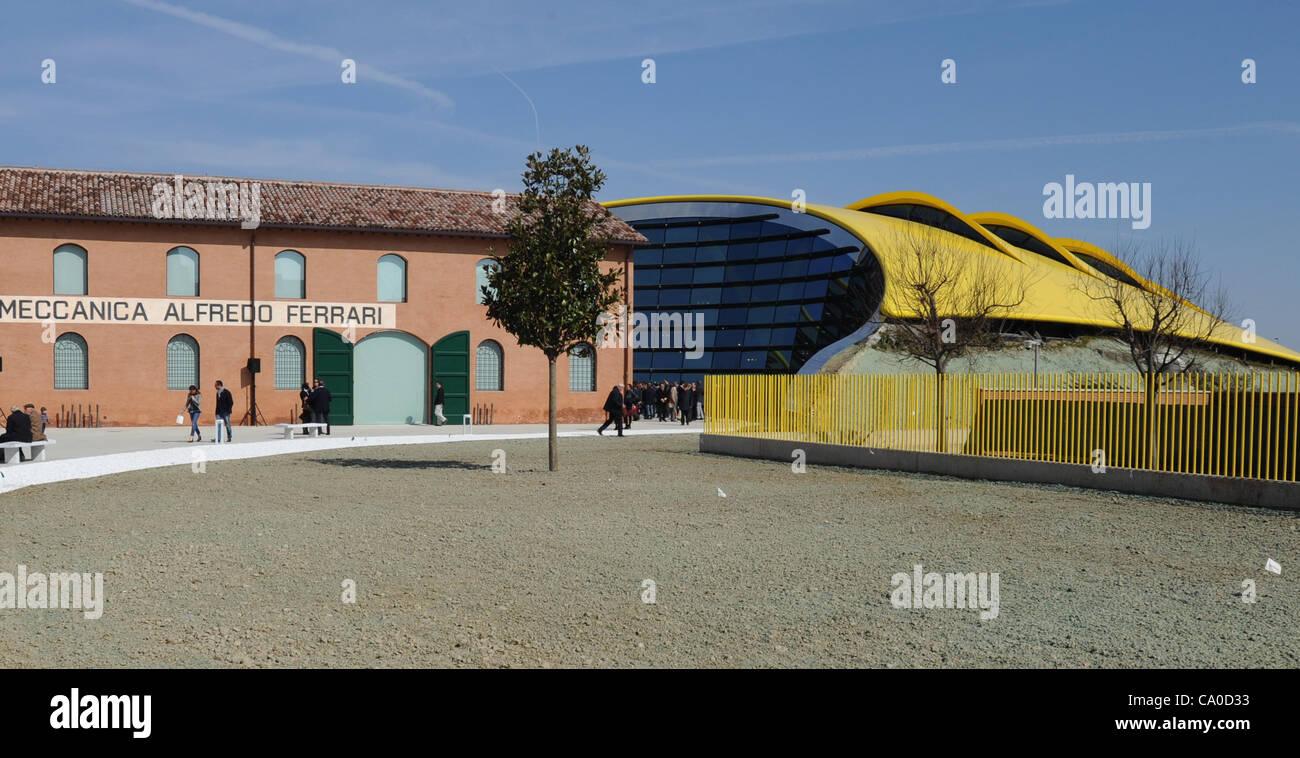 Enzo Ferrari Family House In Stockfotos Und Bilder Kaufen Alamy
