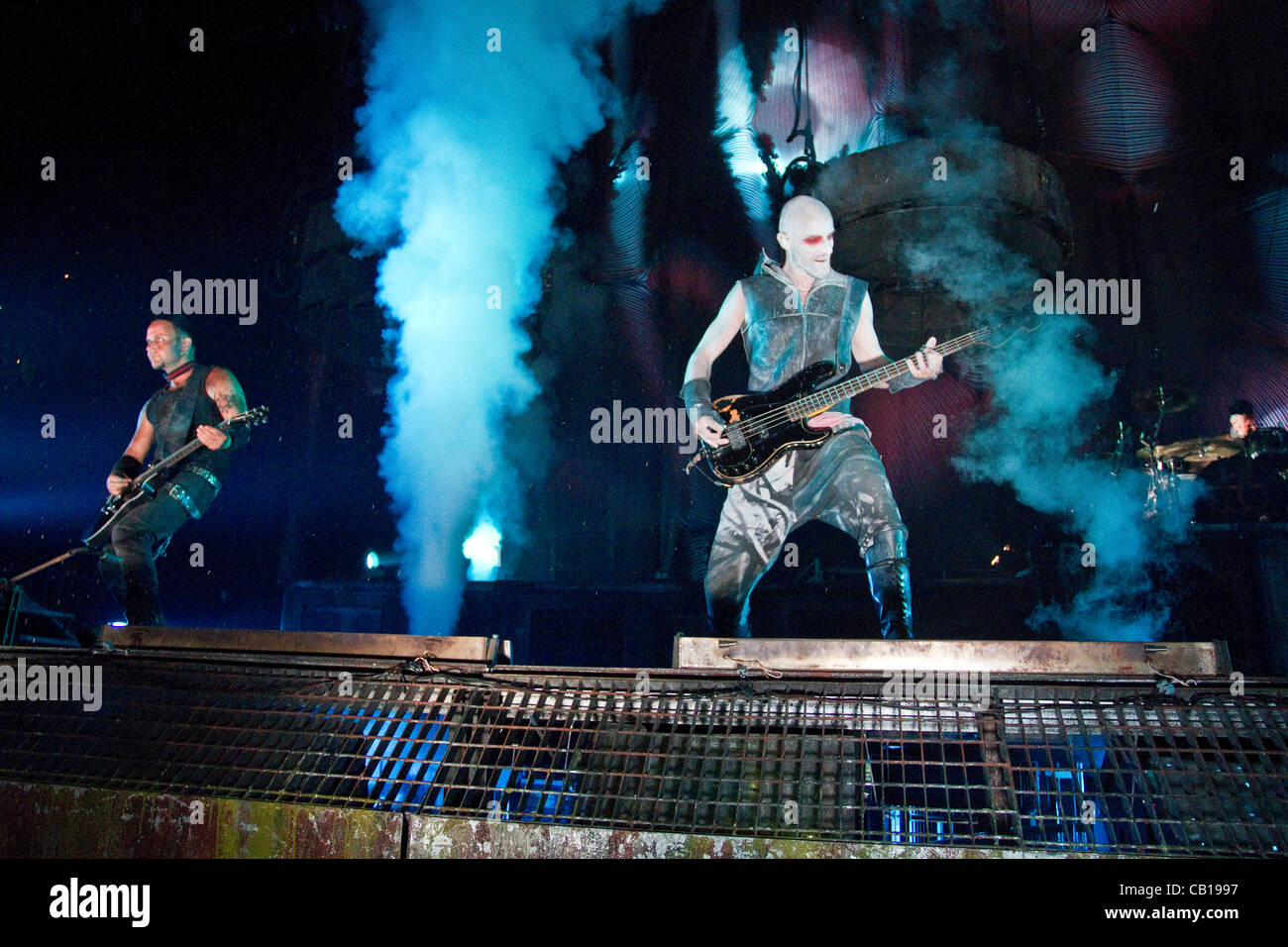 rammstein stockfotos rammstein bilder alamy. Black Bedroom Furniture Sets. Home Design Ideas