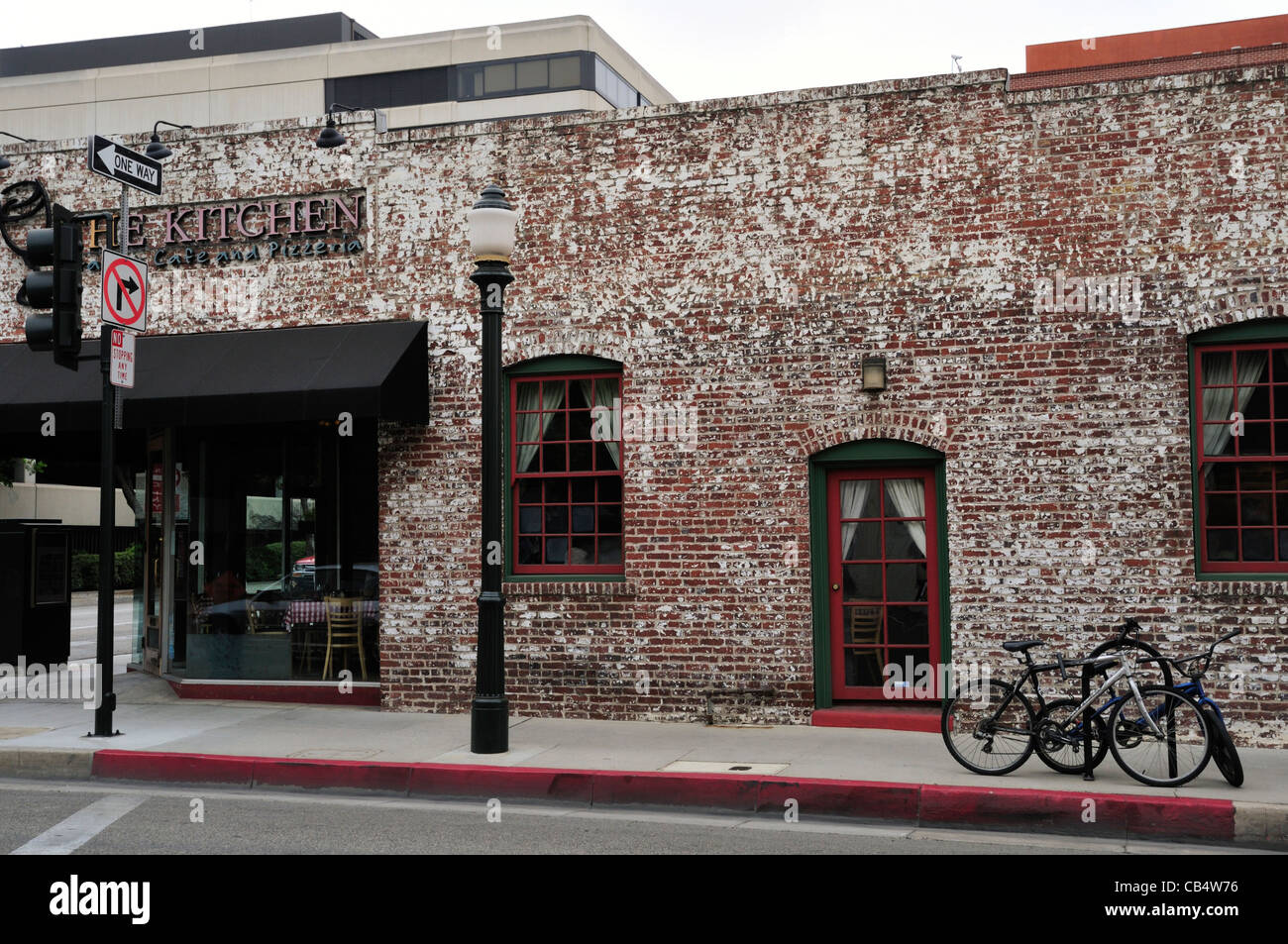 Restaurant Old Pasadena Stockfotos & Restaurant Old Pasadena Bilder ...