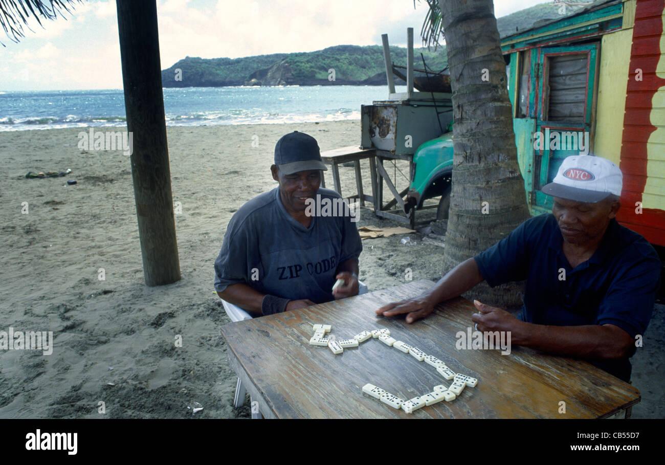 St Lucia Männer