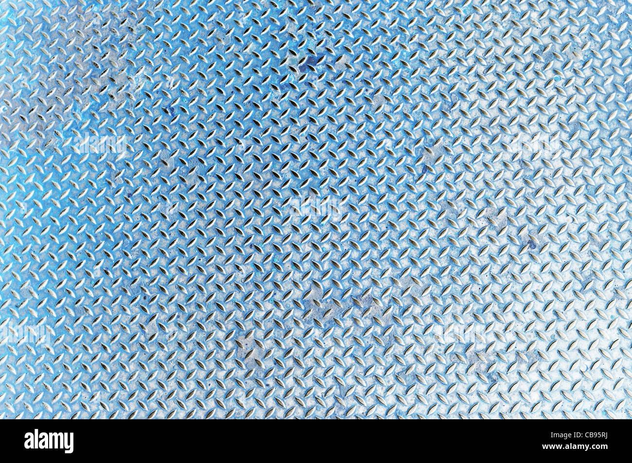 Strukturierten metallischen Hintergrund Stockbild