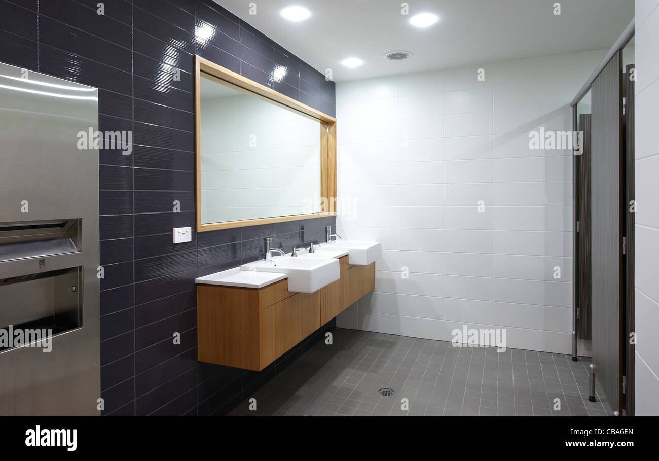 moderne toiletten stockfoto bild 41406589 alamy. Black Bedroom Furniture Sets. Home Design Ideas