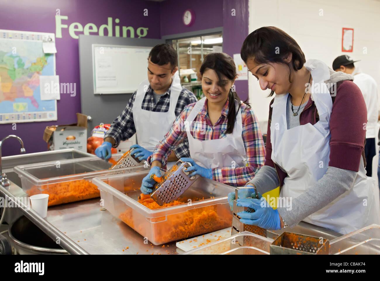 Hindu Charity Stockfotos & Hindu Charity Bilder - Alamy