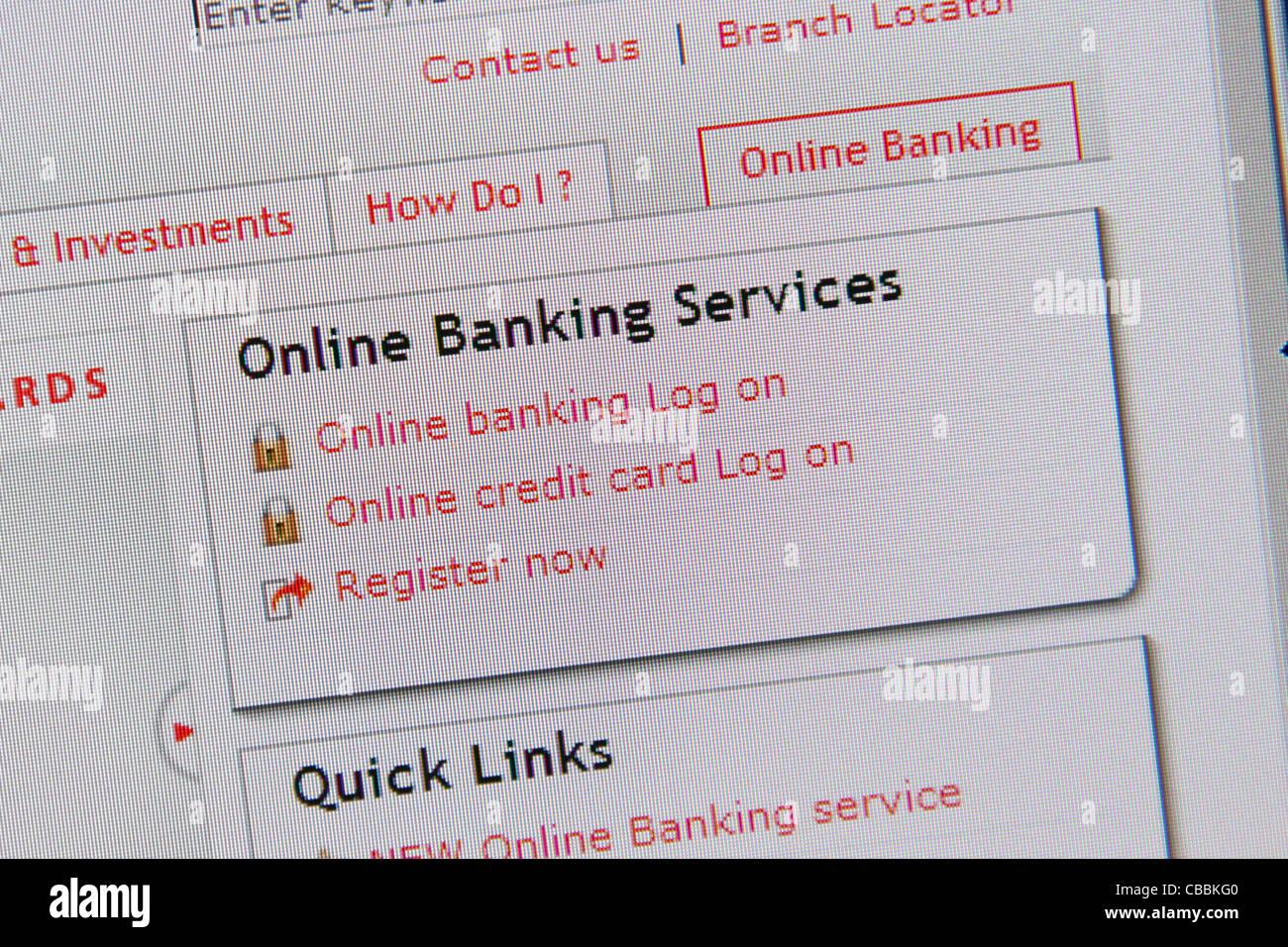 Banking Service Stockfotos & Banking Service Bilder - Alamy