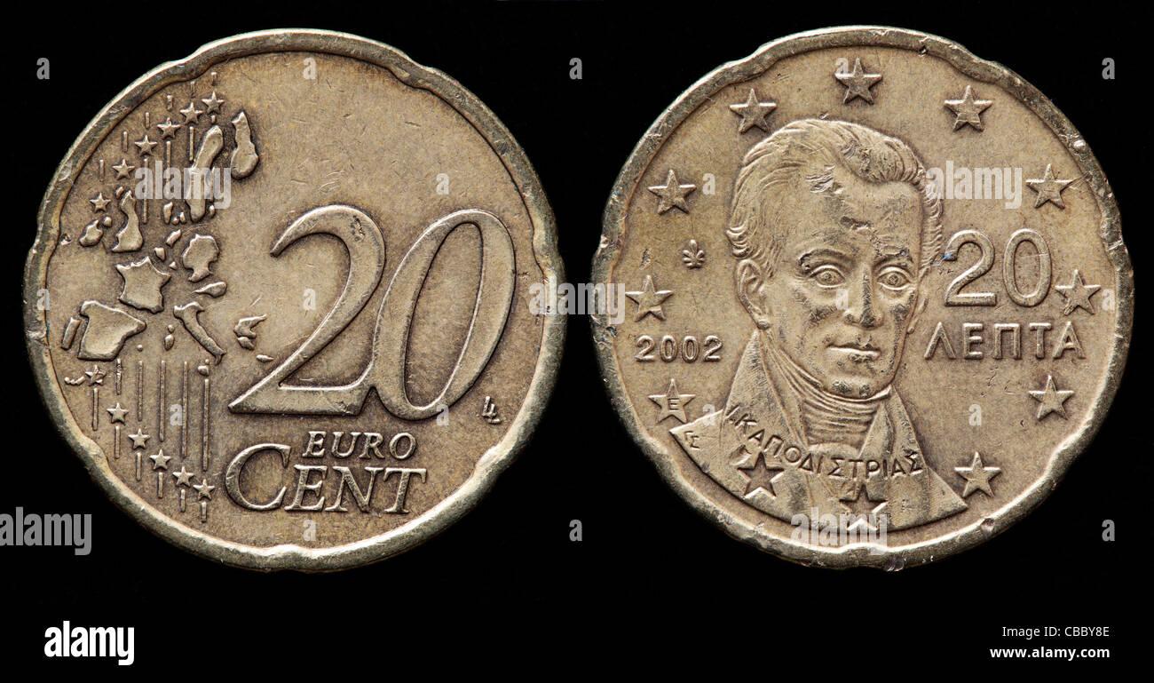 20 Cent Coin Stockfotos 20 Cent Coin Bilder Alamy