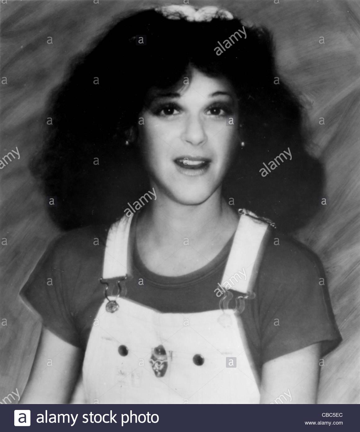 """Glida Radner, Darsteller des NBC TV-Serie """"Saturday Night Live"""", etwa Ende der 1970er Jahre. Photo Courtesy Stockbild"""