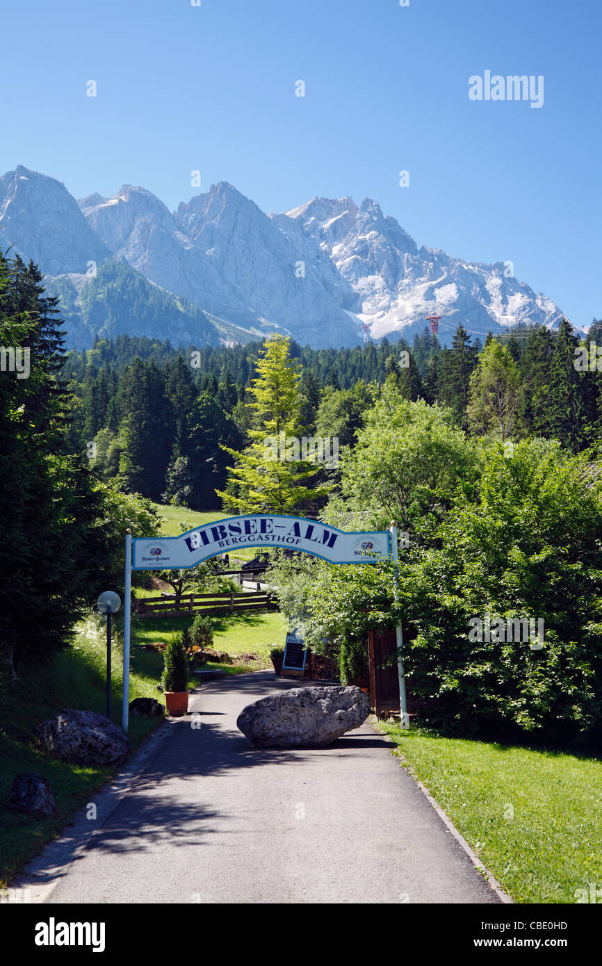 Hotel In Der Nahe Eibsee