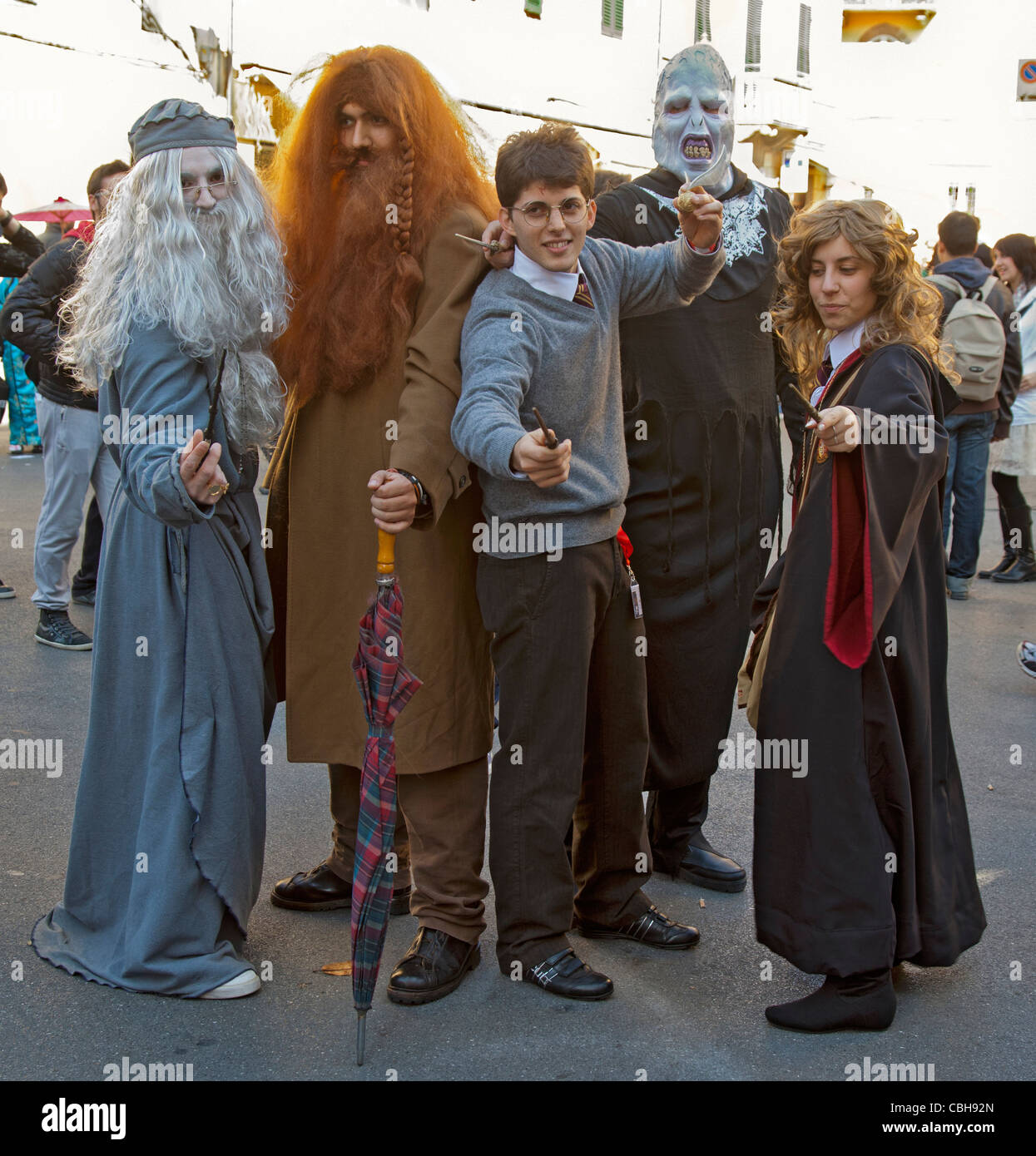 figuren harry potter