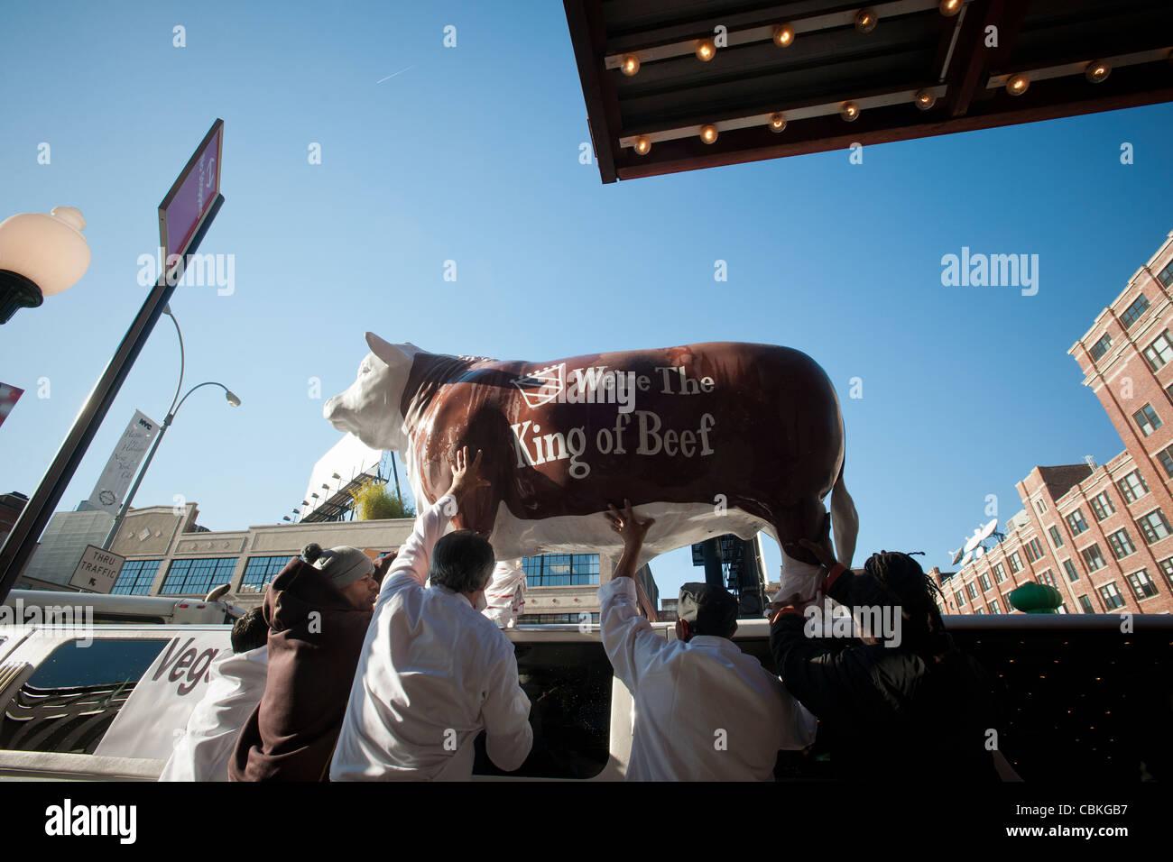 Annabelle Die Kuh Beginnt Ihre Reise Nach Las Vegas Von Der Old