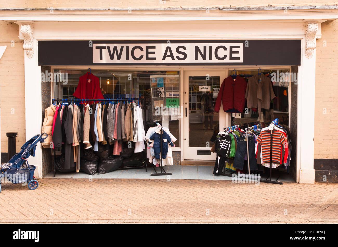 44a79b08bdf13b Doppelt schön gebrauchte Kleidung Shop speichern in Halesworth
