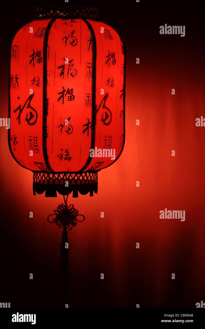 Chinesisches Neujahr Dekoration Stockfotos & Chinesisches Neujahr ...