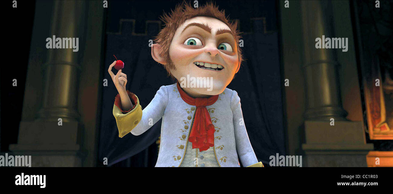RUMPELSTILSTSKIN SHREK FOREVER AFTER (2010) Stockbild