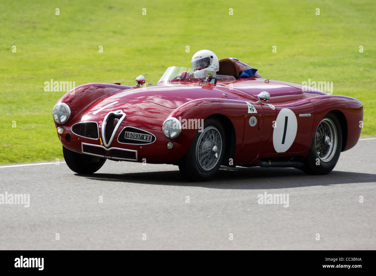 Alfa Romeo Stockbild