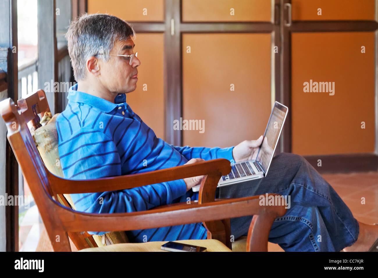 captains chair stockfotos captains chair bilder alamy. Black Bedroom Furniture Sets. Home Design Ideas