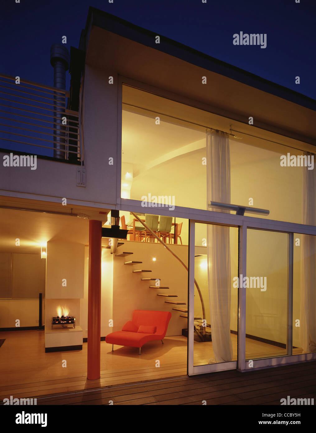 Fancy Außen Haus Entwirft Bilder Festooning - Wohndesign Bilder und ...