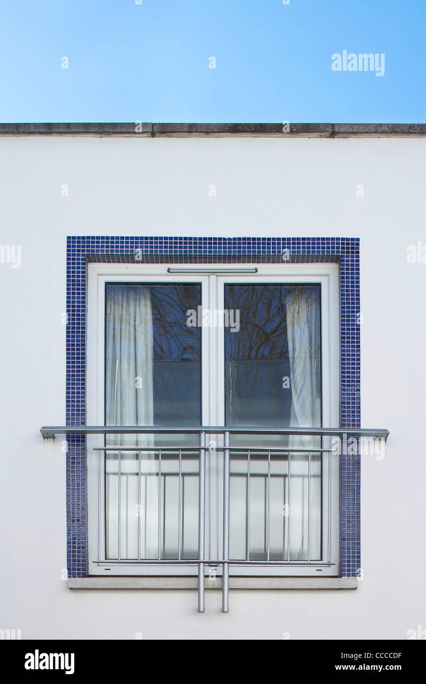 Fenster außenansicht haus  PRIVATE HAUS ALAN MACHT ARCHITEKTEN LONDON W11 UK 2010 ...