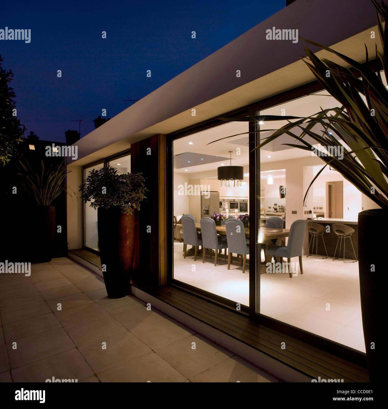 Wunderbar Küche Wohnzimmer Erweiterung Design Galerie - Küche Set ...
