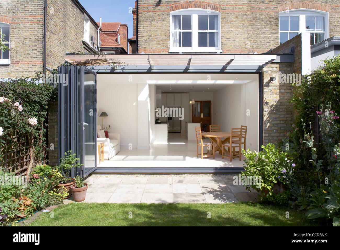 Thurleigh Straße Wandsworth London SW12 UK Giles Hecht Architekten ...