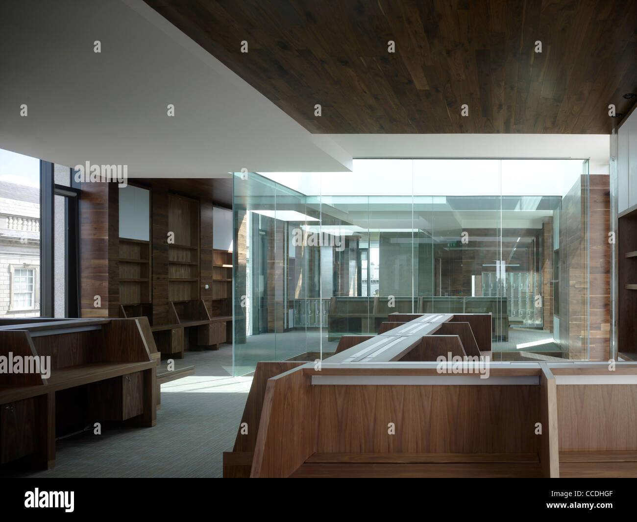 Trinity Long Room Hub ist ein Neubau der geisteswissenschaftlichen ...