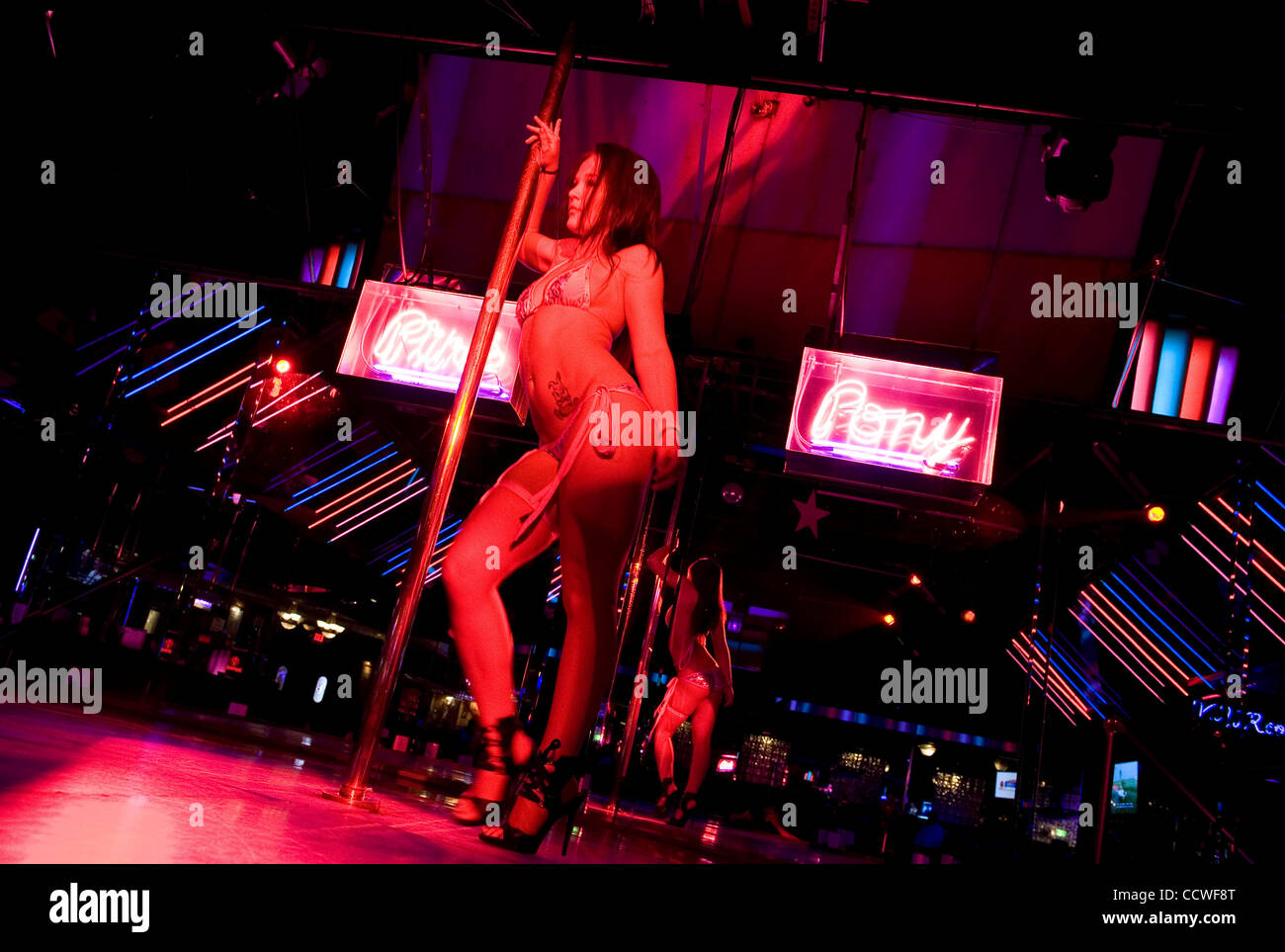Ebenholz Atlanta Strip Club