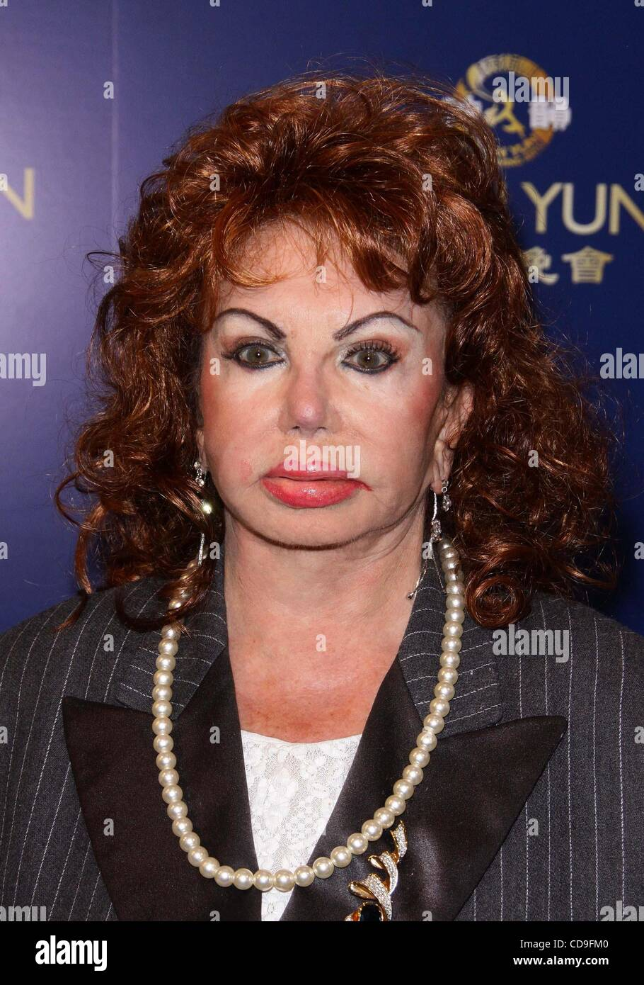Jackie Stallone 08/11/2014 The Los Angeles Premiere of ...  |Jackie Stallone