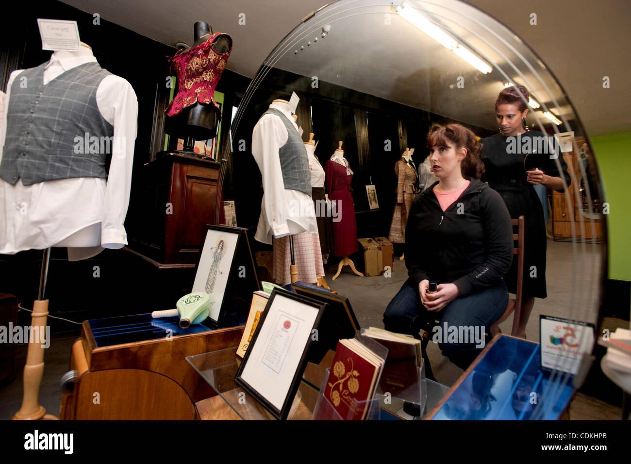 20 Marz 2011 Los Angeles Kalifornien Usa Friseur Die Sandra