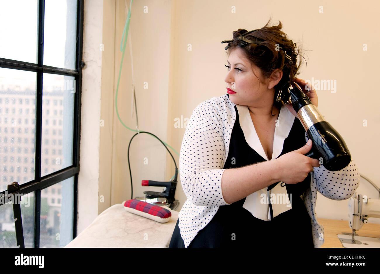 20 Marz 2011 Los Angeles Kalifornien Usa Amber Fimbres