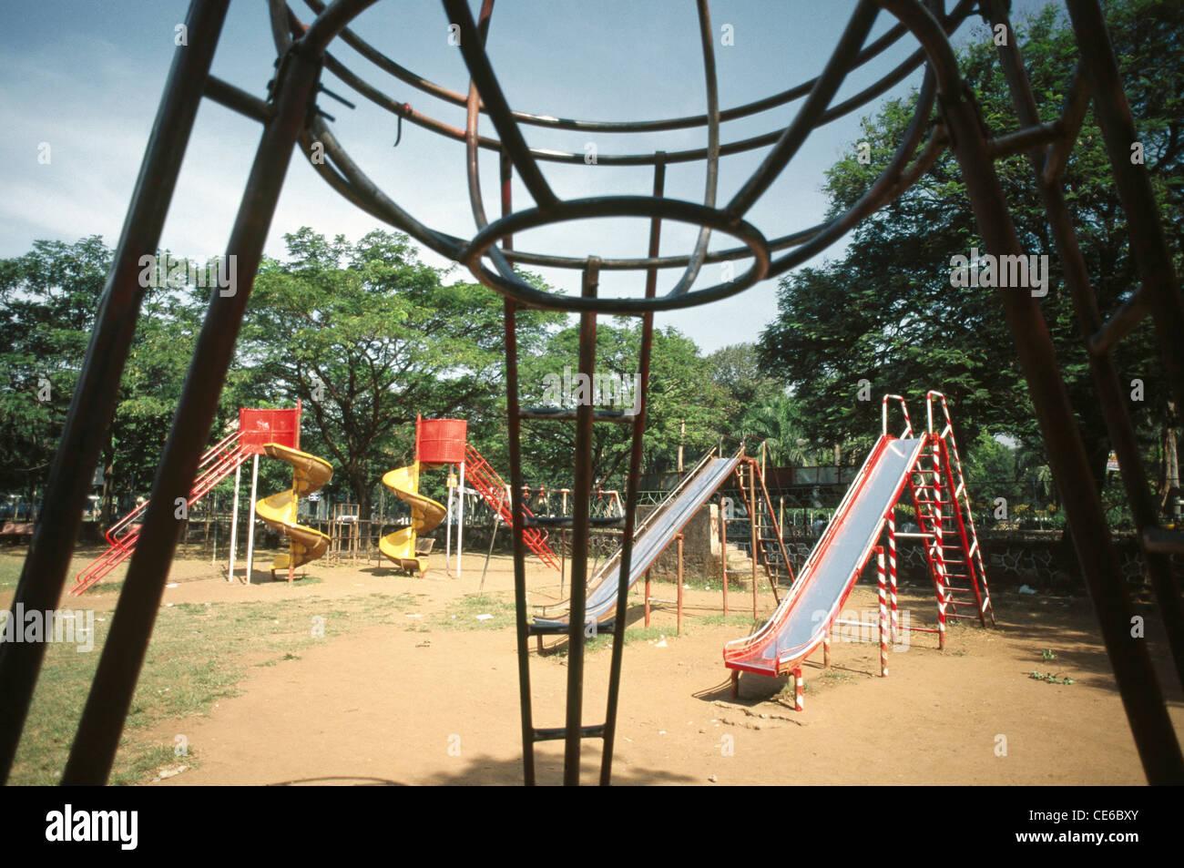 Klettergerüst Jungle Gym : Park folien jungle gym für kinder; fünf garten dadar; bombay mumbai