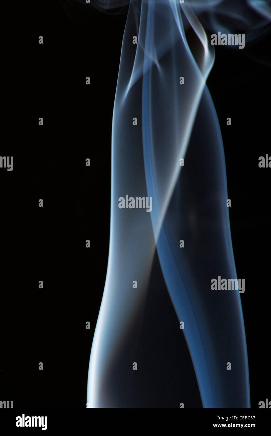 Rauch_3 Stockbild