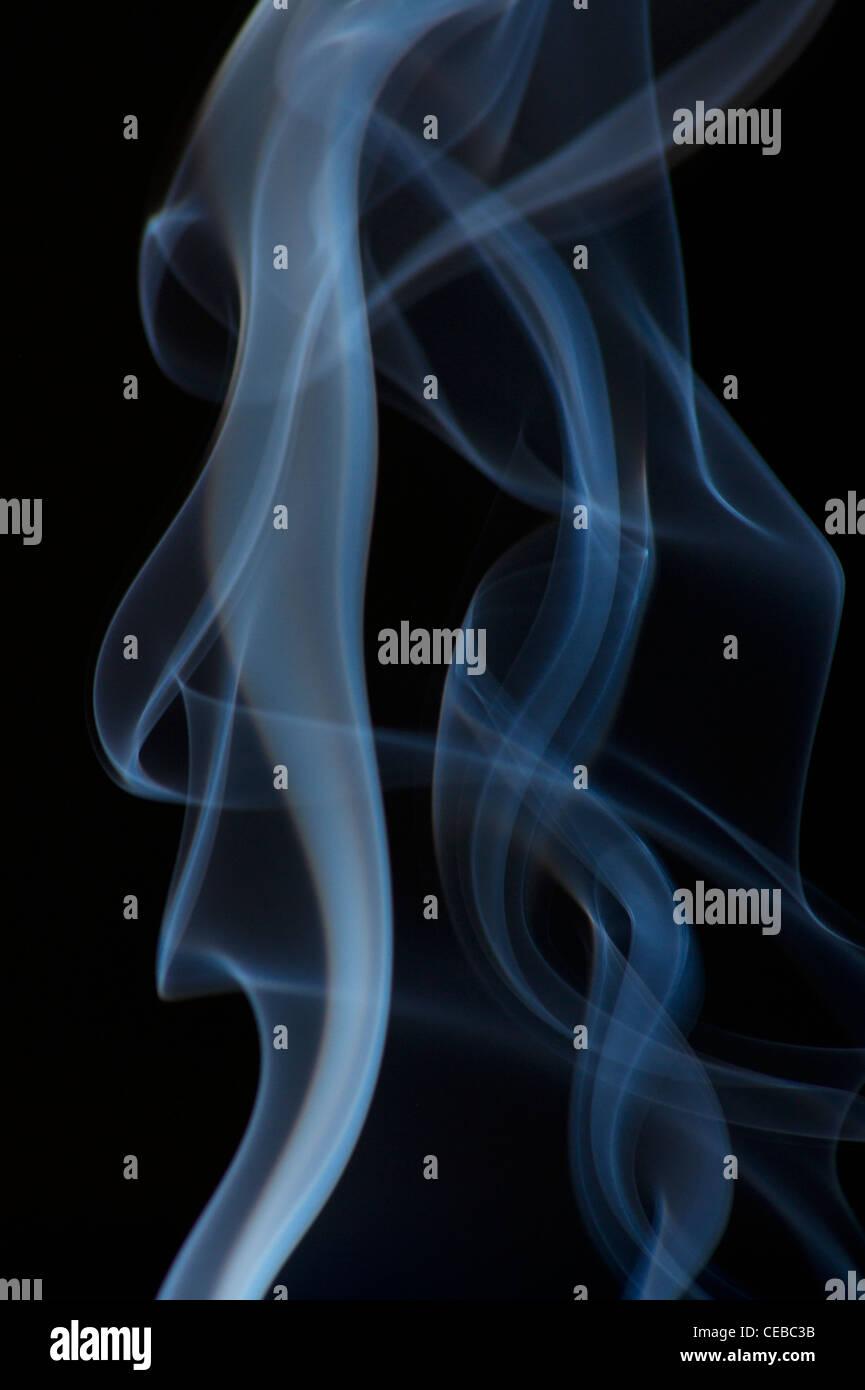 Rauch_5 Stockbild