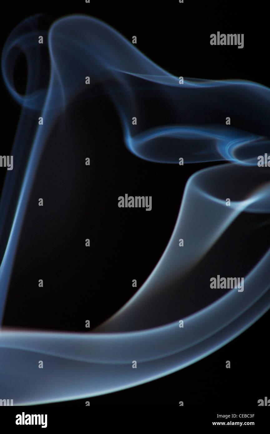 Rauch_6 Stockbild
