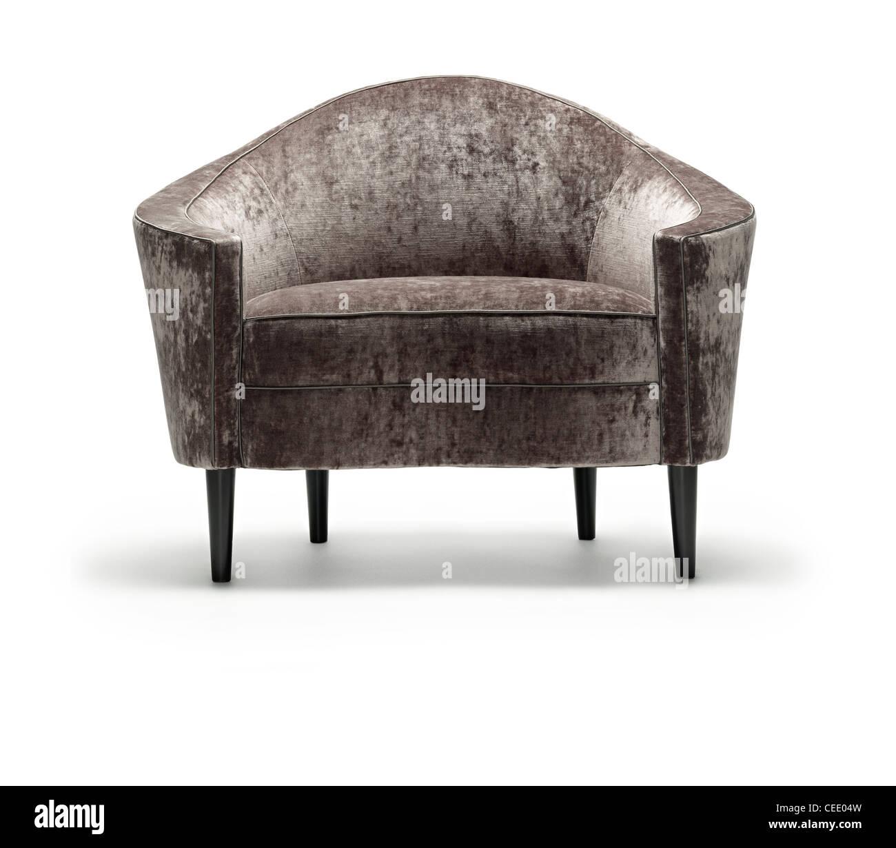 Lounge-Sessel Stockbild