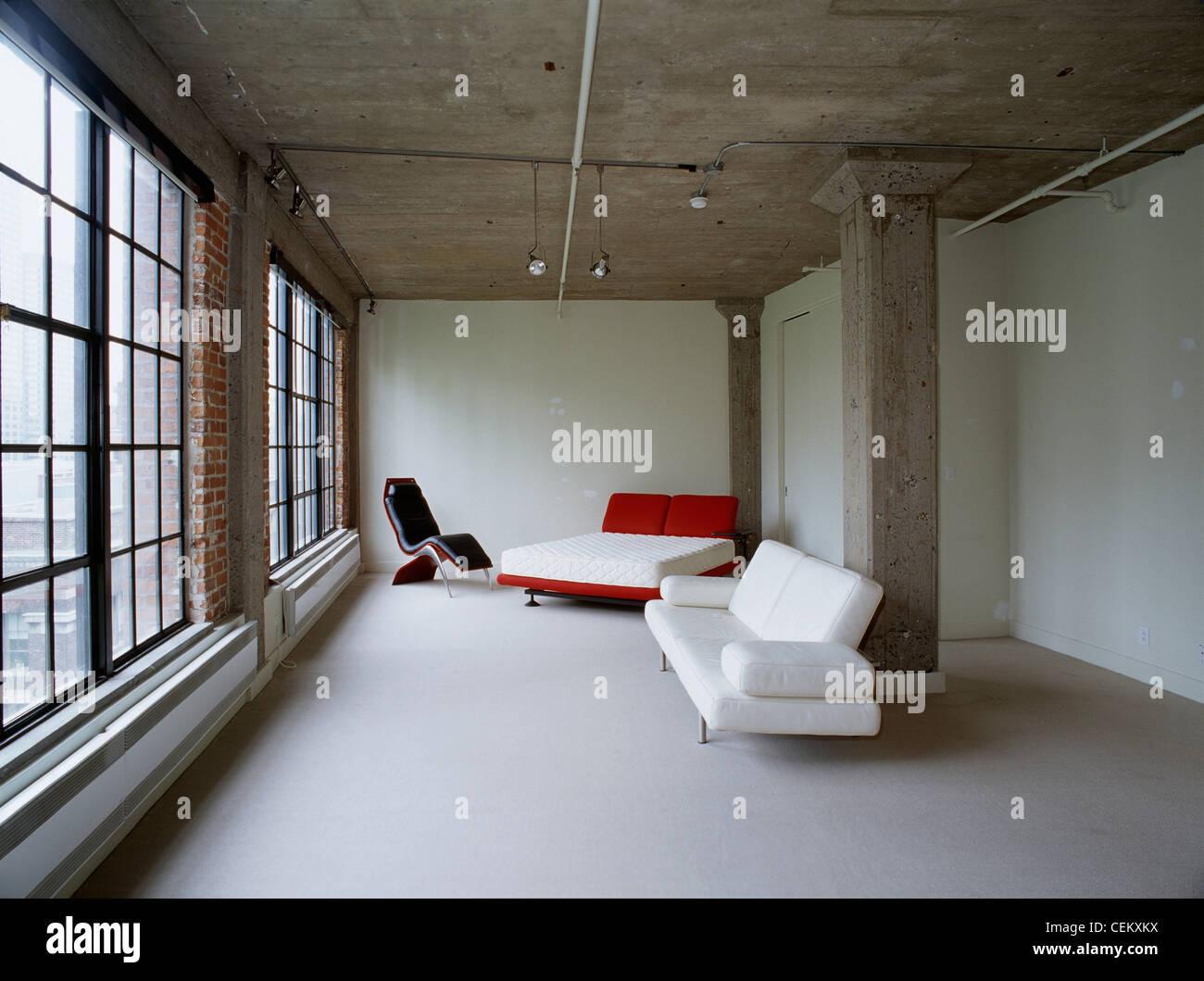 Erbaute Räume Loft Conversion Loftwohnungen Im Darcy Mcgee Gebäude