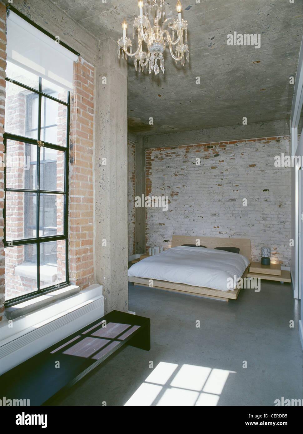Ein Loft Räume Konvertierung Loftwohnungen In Unity Building Einer