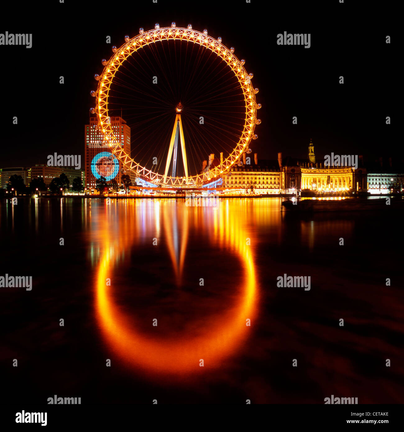 london eye stockfotos london eye bilder alamy. Black Bedroom Furniture Sets. Home Design Ideas