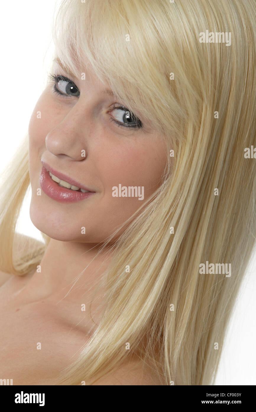 Blonde Teenager nackte Bilder