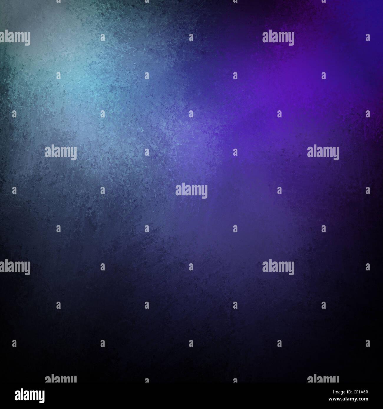 Blau und lila Hintergrund Stockbild