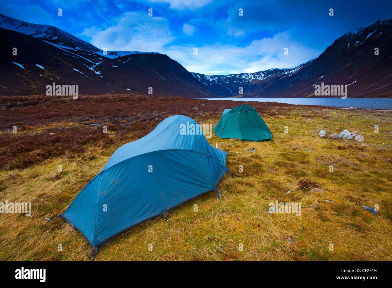 Wild camping stockfotos wild camping bilder alamy for Wildparks in der nahe