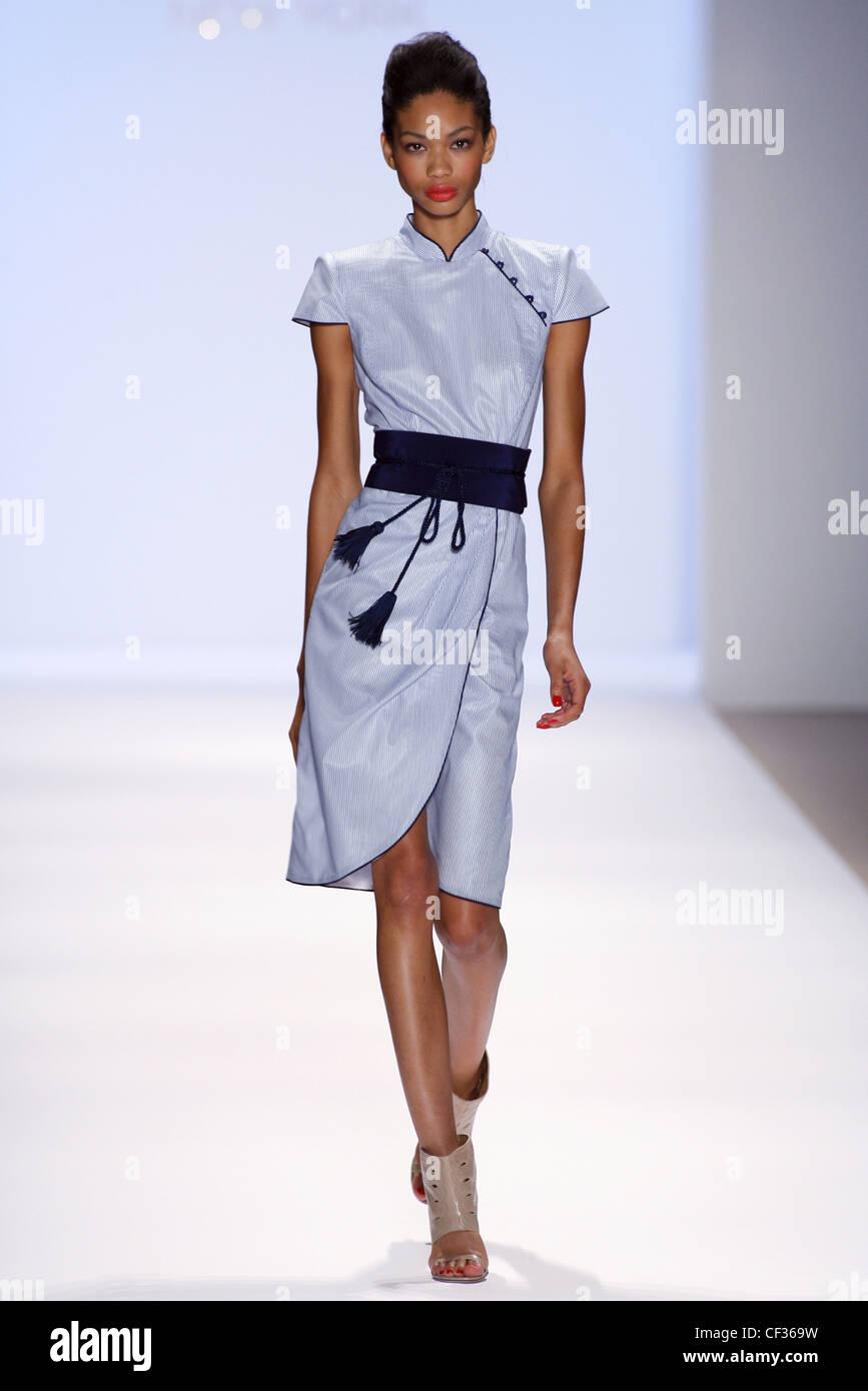 Tibi New York Bereit Zu Tragen Fruhling Sommer American Model Chanel