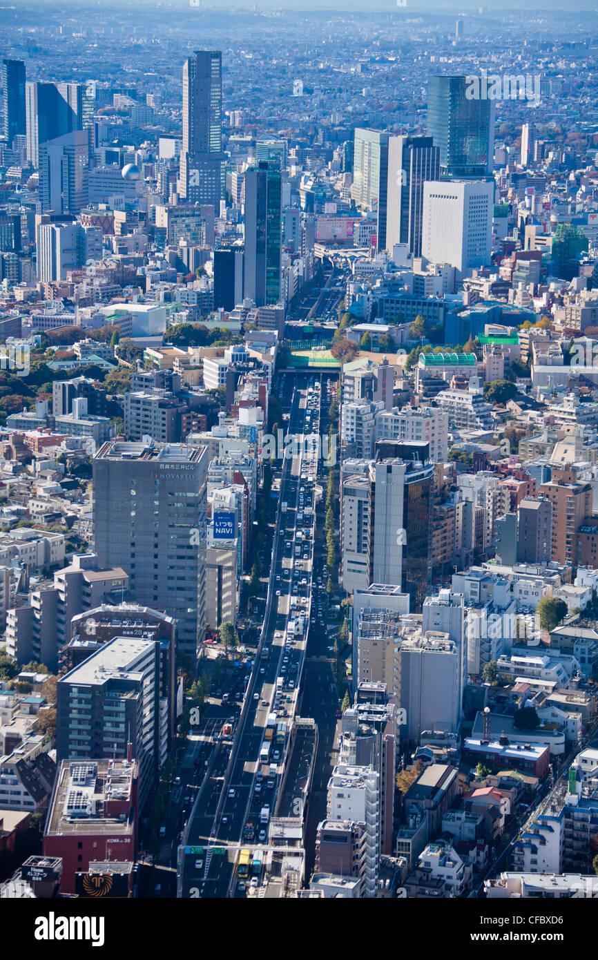 Expressway stockfotos expressway bilder alamy - Architektur tokyo ...