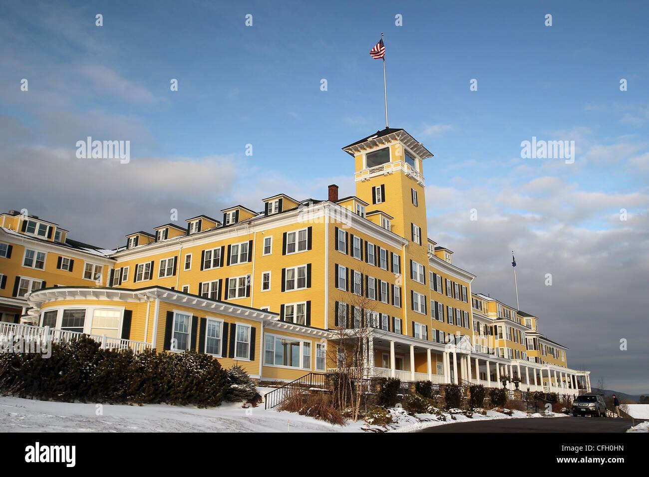 Mountain View Grand Resort Und Spa Ein Historisches Hotel Im