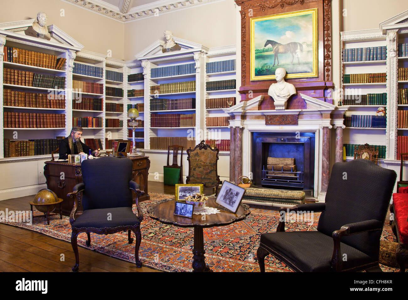 Victorian House Interior Stockfotos & Victorian House Interior ...